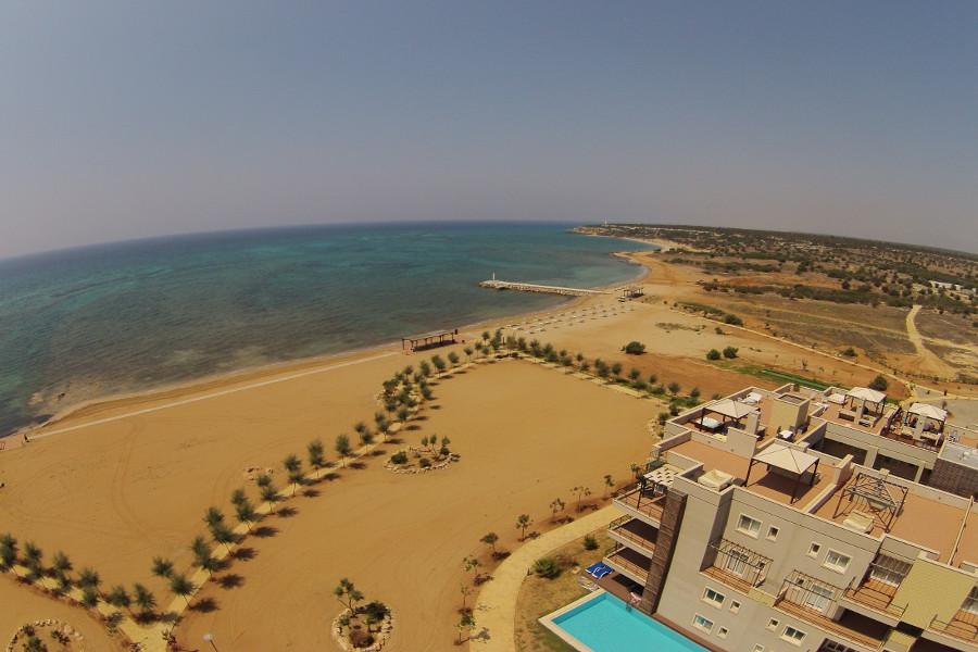 Bafra Beachfront Apartment – 2 Bed