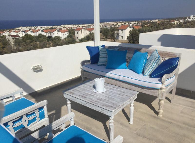 Fairway View Villa - North Cyprus Properties A32