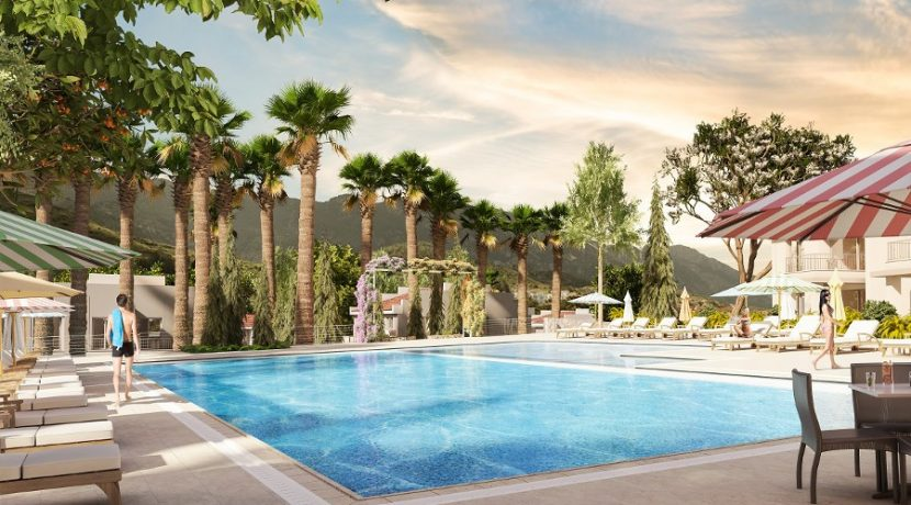 Parkland Homes Facilities and Views 3 - North Cyprus Property