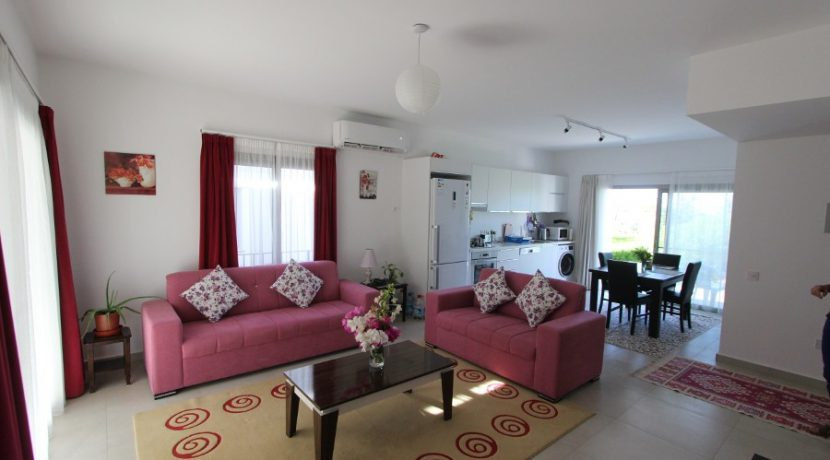 Parkland Solo 2 Bed Luxury Bungalows IN31 - Northern Cyprus Property