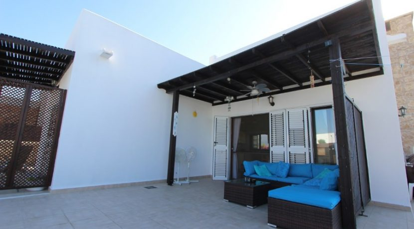 Turtle Beach Bungalow 22 - North Cyprus Property