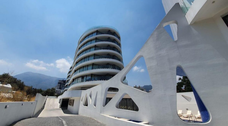 Kyrenia Perl City Apartment 1 Bed - North Cyprus Property Y5