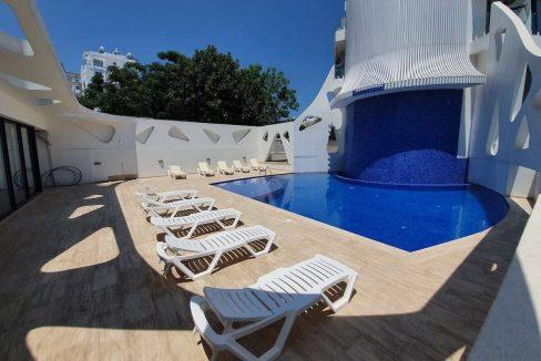 Kyrenia Perl City Apartment 1 Bed - North Cyprus Property Y6