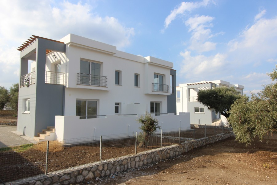 Catalkoy Olive Tree Villa – 2 Bed Semi Detached