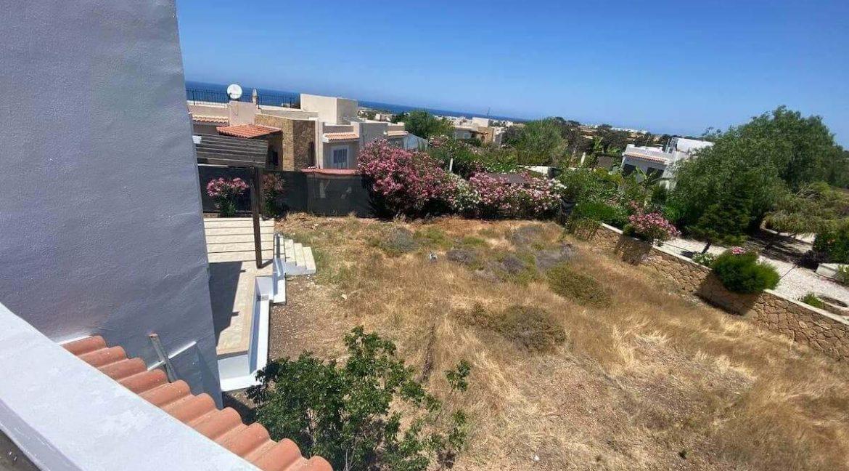 Kibris Garden Bungalow 3 Bed - Northern Cyprus Property Z11