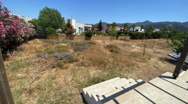 Kibris Garden Bungalow 3 Bed - Northern Cyprus Property Z22