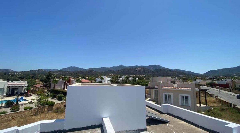 Kibris Garden Bungalow 3 Bed - Northern Cyprus Property Z3