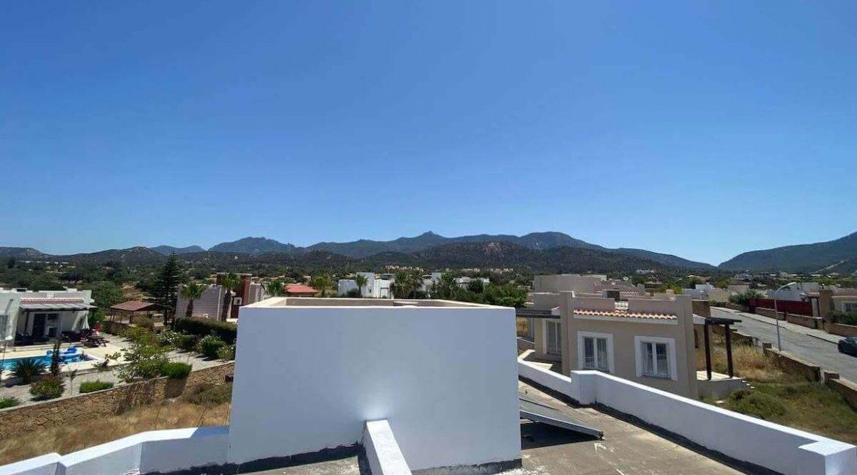 Kibris Garden Bungalow 3 Bed - Northern Cyprus Property Z4