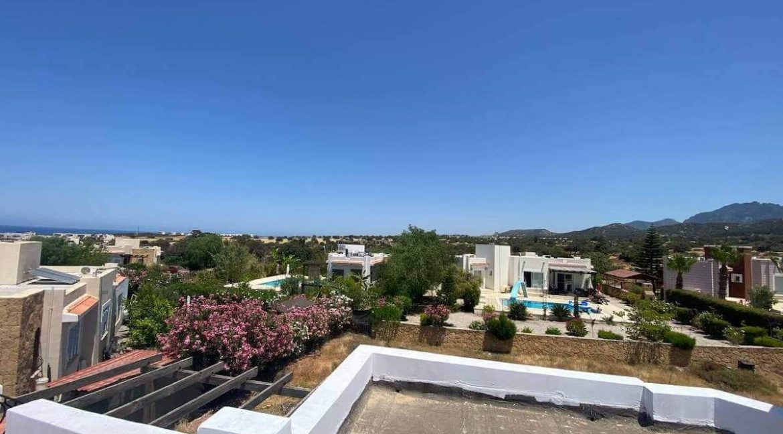 Kibris Garden Bungalow 3 Bed - Northern Cyprus Property Z5
