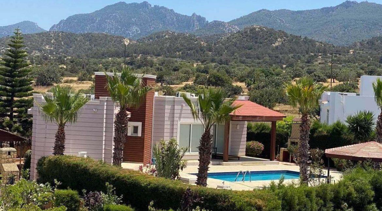 Kibris Garden Bungalow 3 Bed - Northern Cyprus Property Z6