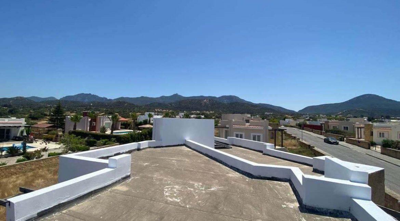 Kibris Garden Bungalow 3 Bed - Northern Cyprus Property Z7