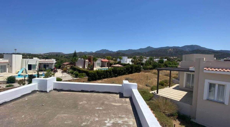 Kibris Garden Bungalow 3 Bed - Northern Cyprus Property Z9