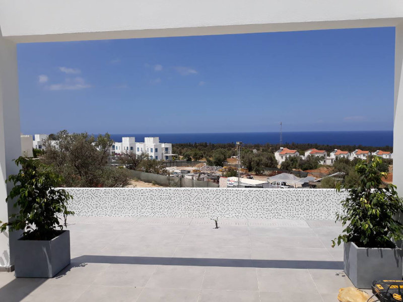Esentepe Golf and Beach Luxury Garden Apartments 2 Bed