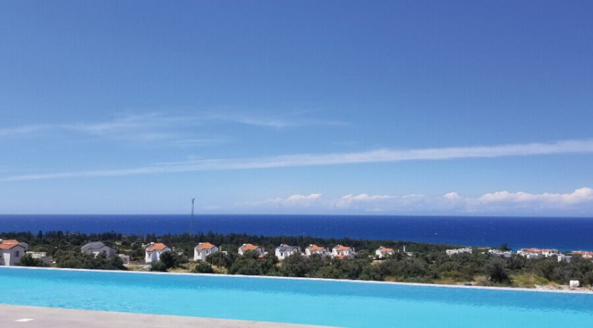 New Horizons Luxury Golf Apartments - North Cyprus Property A4