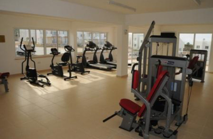 Paradise Hilside Apartments - North Cyprus Property F1