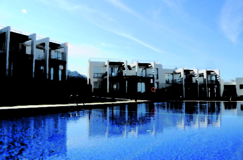 Paradise Hilside Apartments - North Cyprus Property F5