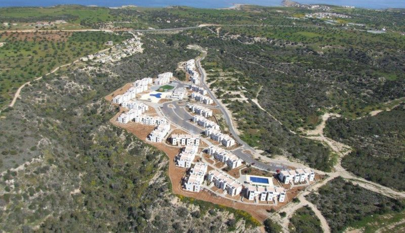 Paradise Hilside Apartments - North Cyprus Property S3