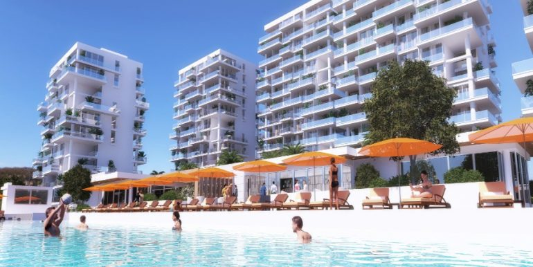 Bogaz Towers Residence 10 - North Cyprus Property