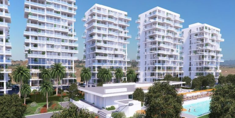 Bogaz Towers Residence 13 - North Cyprus Property