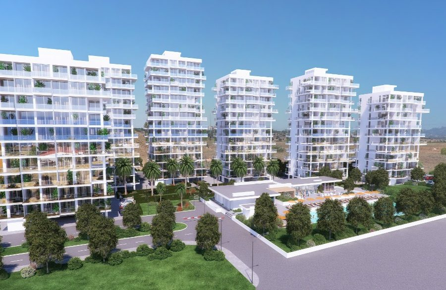 Bogaz Towers Residence 15 - North Cyprus Property