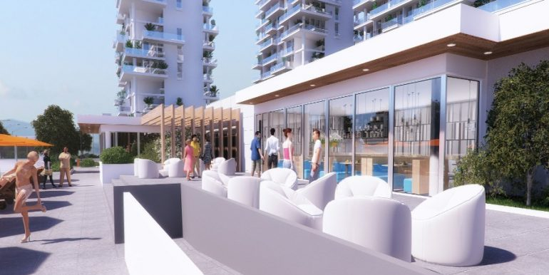 Bogaz Towers Residence 17 - North Cyprus Property