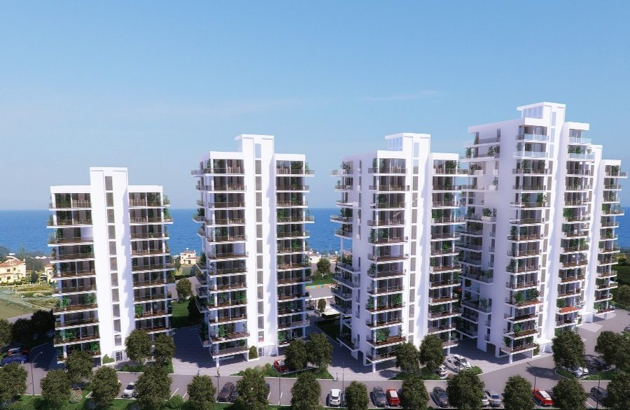 Bogaz Towers Residence 18 - North Cyprus Property