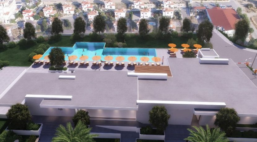 Bogaz Towers Residence 21 - North Cyprus Property