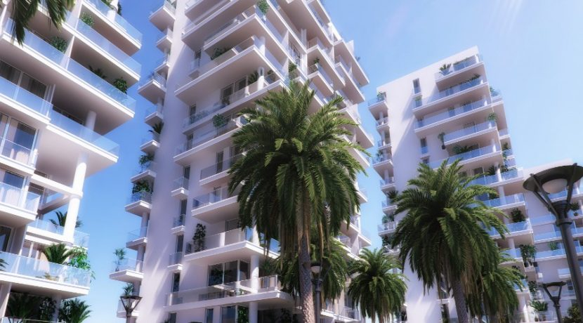 Bogaz Towers Residence 5 - North Cyprus Property