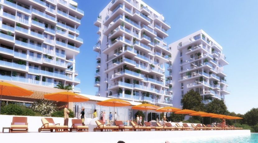 Bogaz Towers Residence 7 - North Cyprus Property