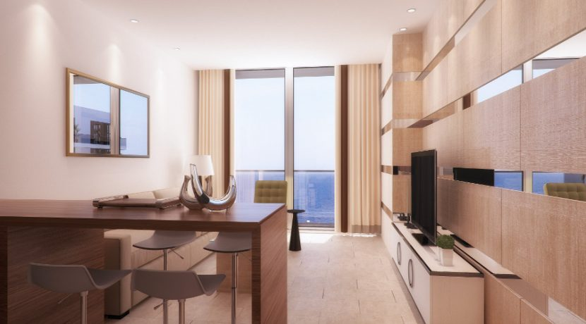 Bogaz Towers Residence One Bedroom Flat 2 - North Cyprus Property
