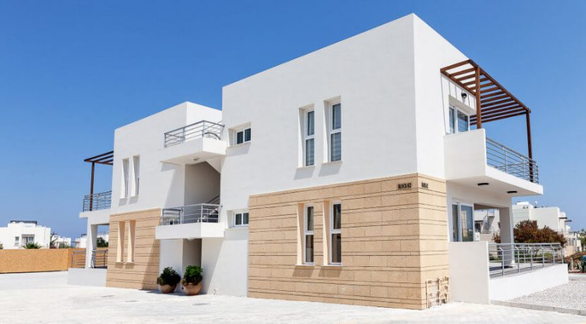 One Bedroom Elite Beach Apartments - Northern Cyprus Property 10