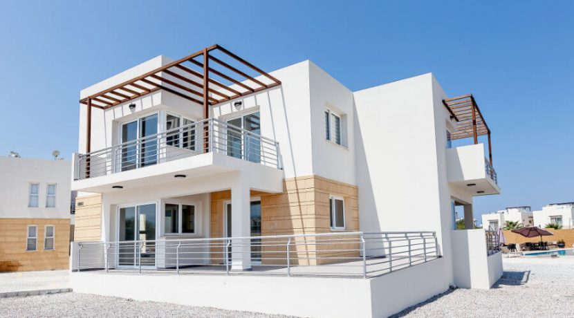 One Bedroom Elite Beach Apartments - Northern Cyprus Property 11