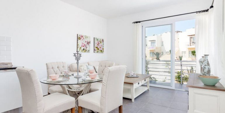 One Bedroom Elite Beach Apartments - Northern Cyprus Property A1