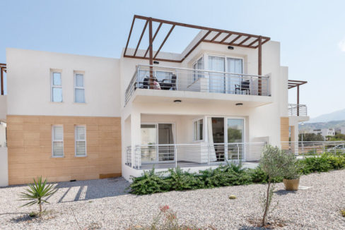 One Bedroom Elite Beach Apartments - Northern Cyprus Property A10