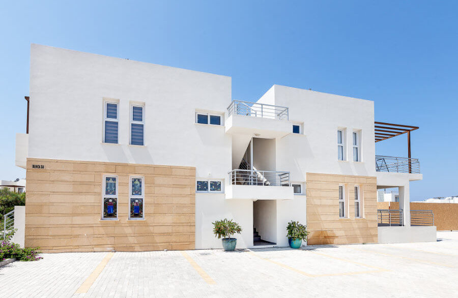 One Bedroom Elite Beach Apartments - Northern Cyprus Property A11