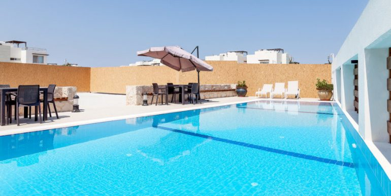 One Bedroom Elite Beach Apartments - Northern Cyprus Property A13