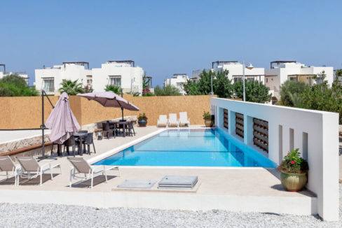 One Bedroom Elite Beach Apartments - Northern Cyprus Property A14