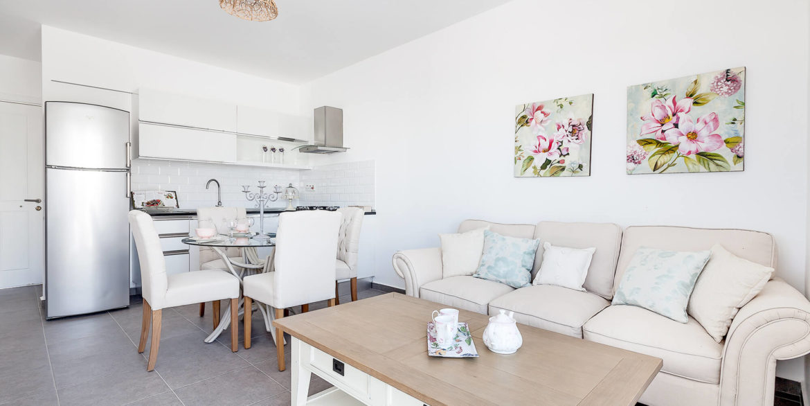 One Bedroom Elite Beach Apartments - Northern Cyprus Property A2