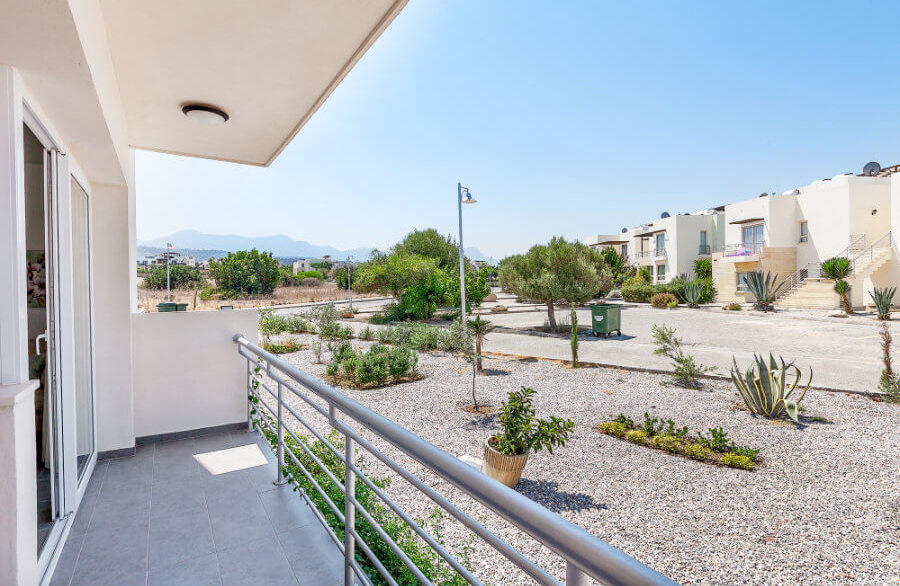 One Bedroom Elite Beach Apartments - Northern Cyprus Property A9