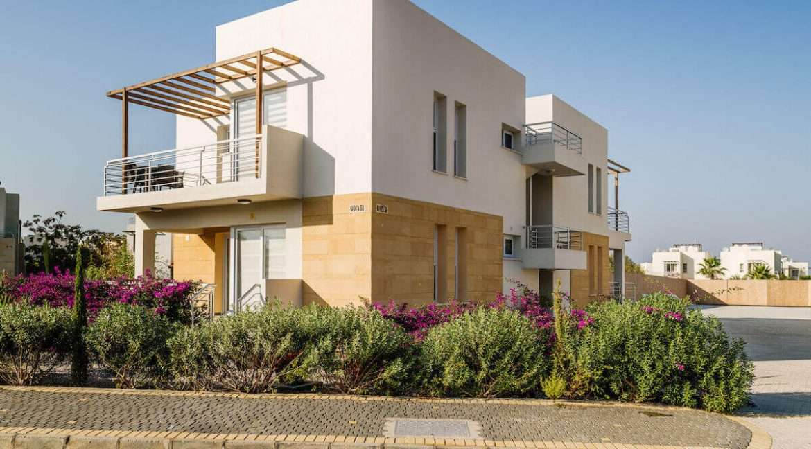 One Bedroom Elite Beach Apartments - Northern Cyprus Property X13