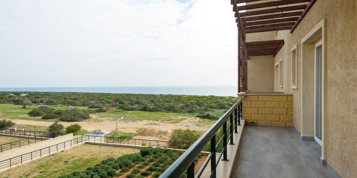 Bafra Beachfront Apartments 2 Bed - North Cyprus Property 11