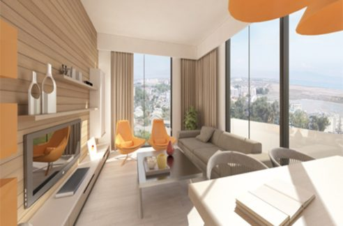 Famagusta Park Apartments 1 - North Cyprus Property