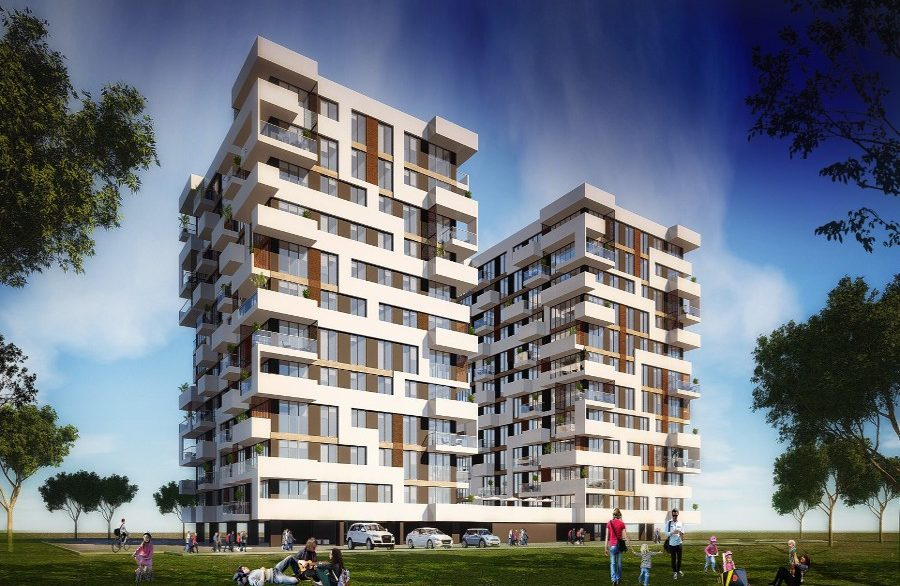 Famagusta Park Apartments 10 - North Cyprus Property