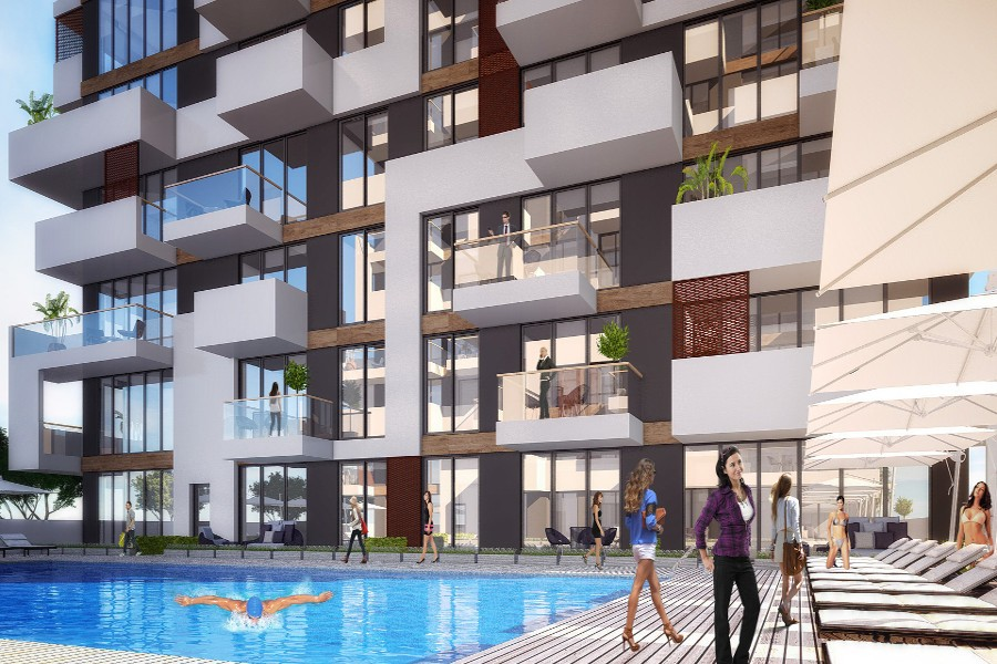 Famagusta Park Apartments – 1 Bed