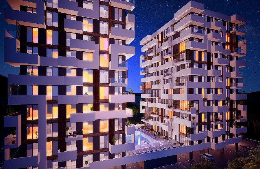 Famagusta Park Apartments 14 - North Cyprus Property