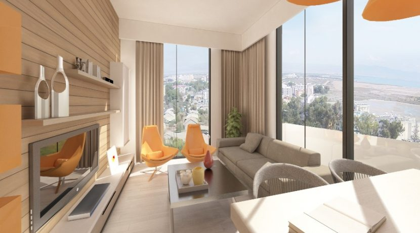 Famagusta Park Apartments 2 - North Cyprus Property