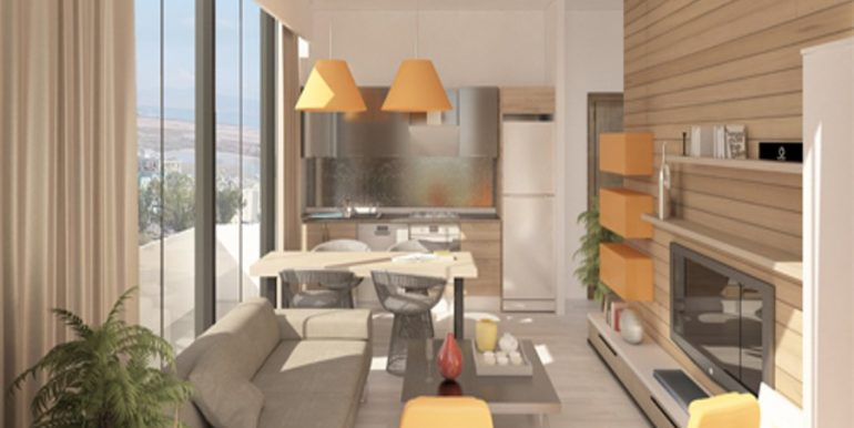 Famagusta Park Apartments 3 - North Cyprus Property