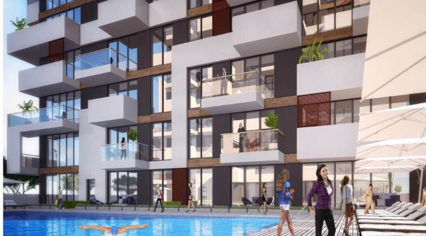 Famagusta Park Apartments 7 - North Cyprus Property
