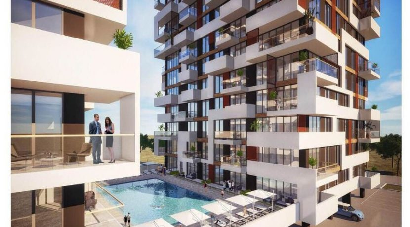 Famagusta Park Apartments 8 - North Cyprus Property