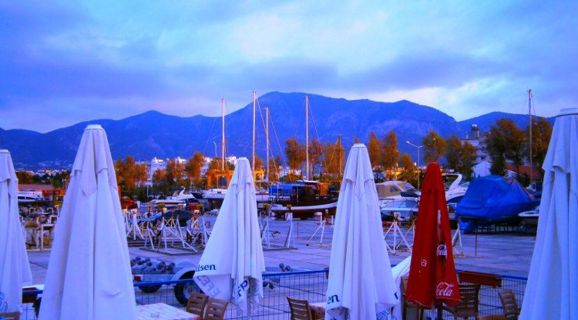 Kyrenia marina x1 - NNorthern Cyprus